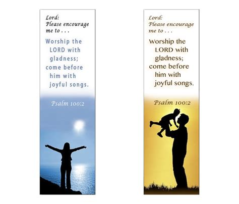 free printable christian scripture bible bookmarks