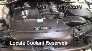 Coolant Light Bmw Coolant Level Check 2004 2010 X3 2008 Bmw X3 3 0si 3 0l