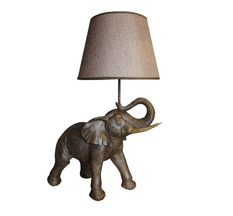 Animal L Shades Uk by Elephant Table L And Shade 187 Animal Gifts 187 Home