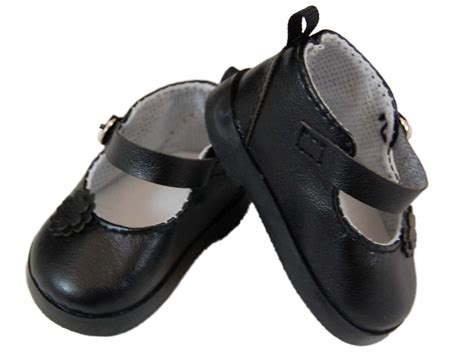 clothes and shoes black dress shoes for 18 quot american 168 doll
