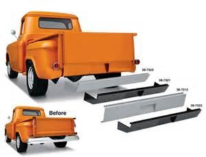 rear roll pans 1947 59 chevy truck 1947 59 gmc truck