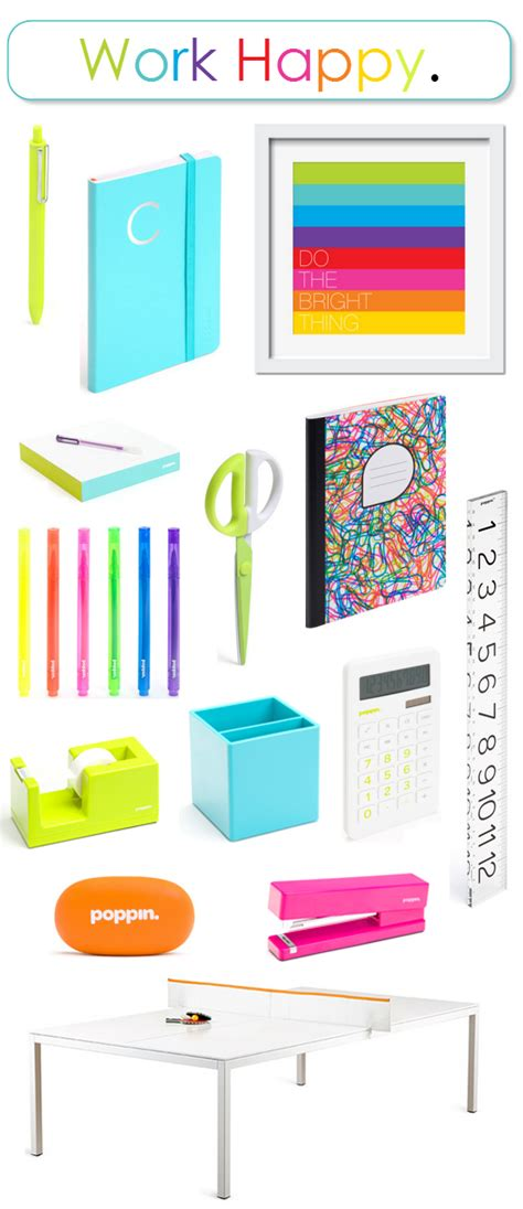 colorful office supplies friday find colorful office supplies simplified bee