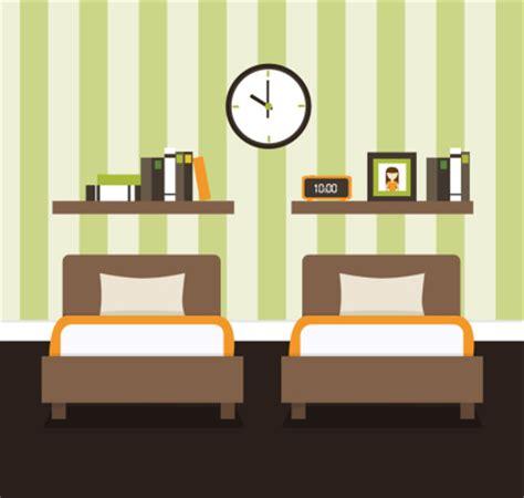 einfache schlafzimmer designs einfache schlafzimmer design vektor material free