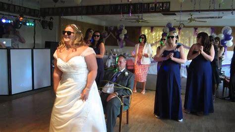 Surprise wedding dance for Groom   flash mob style!   YouTube