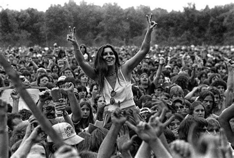 30 iconic woodstock photos that will take you back to 1969