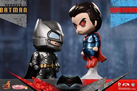 Cosbaby Batman Vs Superman Kws toyzmag 187 batman v superman cosbaby par toys