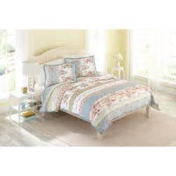 better homes and gardens country chic bedding quilt
