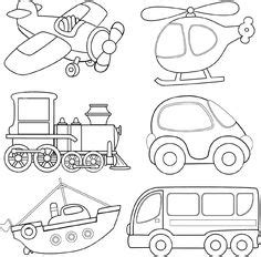 transport colouring pages images coloring pages