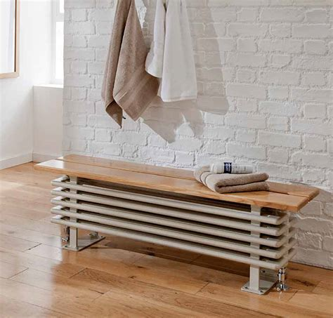 bench radiator best of modern home radiators and towel warmers for a luxury bathroom
