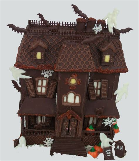 choco ghost house haunted chocolate house workshop and tea tickets sat oct 27 2012 at 1 00 pm