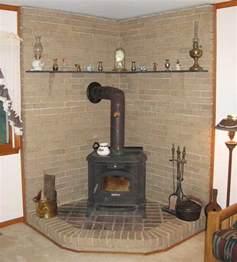pictures of installed wood stoves follows local and