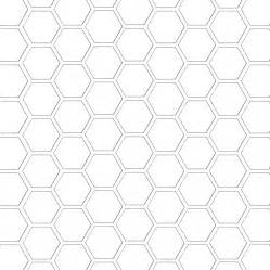 Hexagon Paper Templates by Mel Stz Hexagon Digital Paper Template Hex Paper