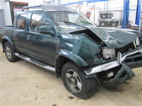 2000 Nissan Frontier Parts by Parting Out 2000 Nissan Frontier Stock 110681 Tom S