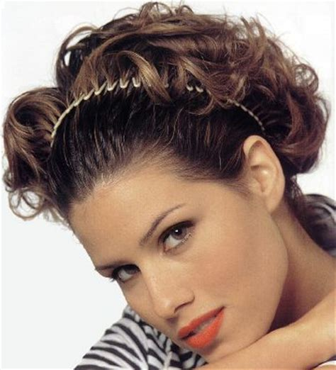 hairstyles with a hair band unsurpassable hairstyles for this spring lubas fashions