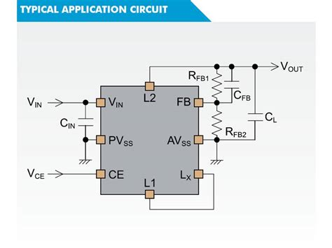 dc dc inductor 400ma 3mhz synch step micro dc dc with integrated inductor xcl209 torex europe