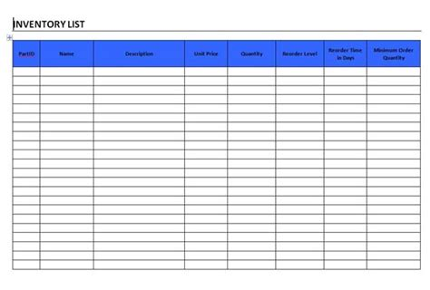 Inventory Checklist Template Helloalive Office Supply Inventory Template
