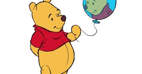 Serutanrautan Winnie The Pooh 2 In 1 tuttocartoni disney buon compleanno winnie the pooh