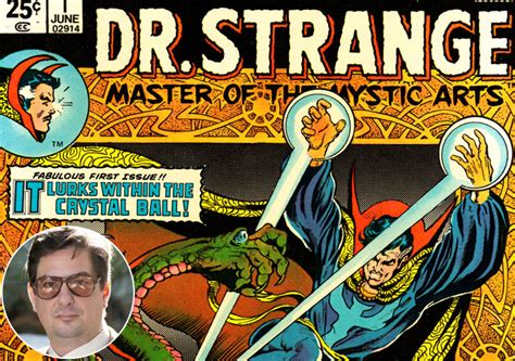 film roman marvel roman coppola reveals he once worked on a doctor strange