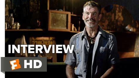 owen wilson action movies no escape interview pierce brosnan 2015 owen wilson