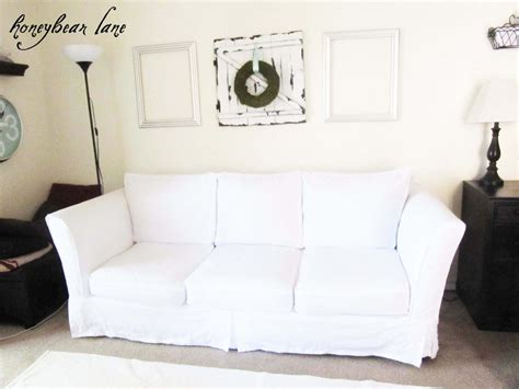 conquest couch how to make a couch slipcover part 1