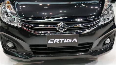 Ertiga Gl At 2018 minivan ertiga 2017 2018 exterior and interior