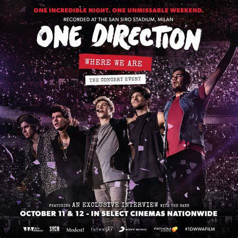 One Direction Giveaway Tickets - one direction giveaway win quot where we are tickers in miami the young folks