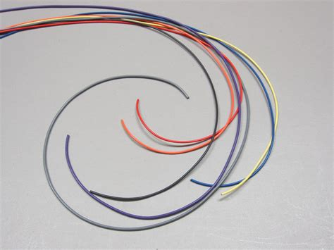 electrical wire sold by the foot 16 awg gpt sold by the foot ce auto electric supply