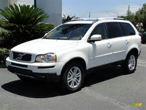 White Volvo Xc90 White 2012 Volvo Xc90 3 2 Exterior Photo 52392555