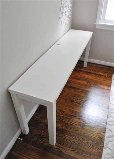door desk diy turning a house into a home creating on a budget diy desk