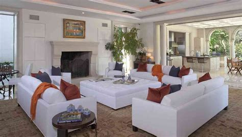 Inside Celebrity Homes by See Inside The Staging Of Celebrity Homes
