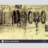 Leonardo Da Vinci Drawing Mechanical | 1300 x 1028 jpeg 311kB