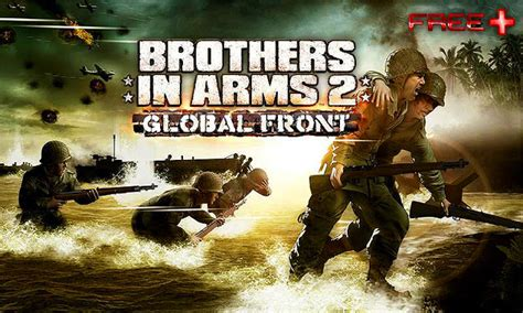 brothers in arms 2 mod apk unlimited everything with data v1 2 0b
