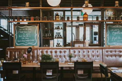 Modern Halifax Wedding at Agricola Street Brasserie