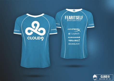 Jersey Cloud9 can we get new jerseys cloud9