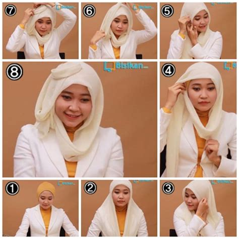 video tutorial hijab pesta untuk wajah bulat shity rohmah google