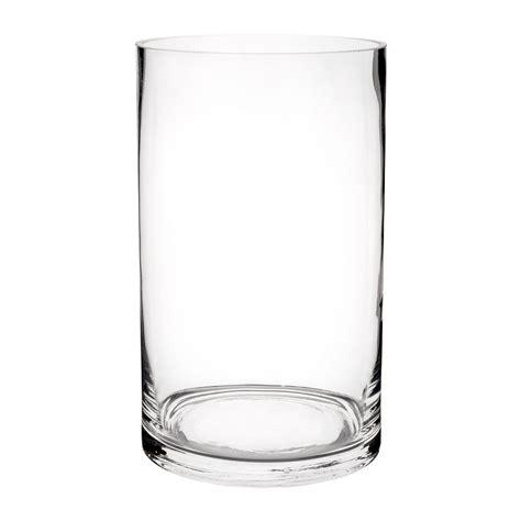 20 Cylinder Vase by Glass Cylinder Vase H 20cm Maisons Du Monde