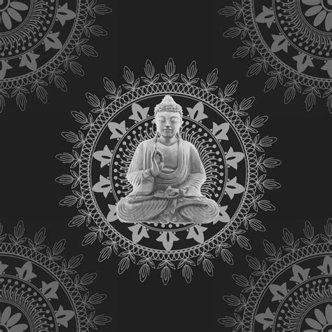 black and white kitchen wallpaper for sale bonbon buddha wallpaper black silver 9704 wallpaper