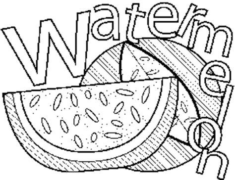 free coloring pages watermelon watermelon coloring page cake ideas and designs