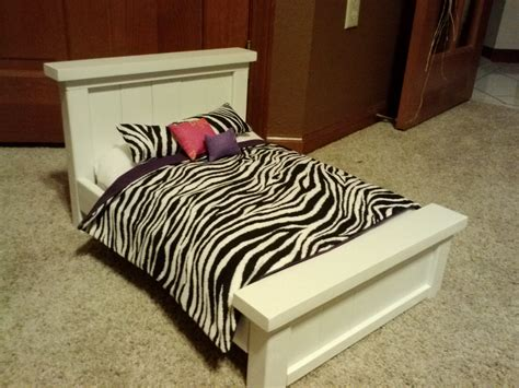 ana white doll bed ana white doll farmhouse bed diy projects