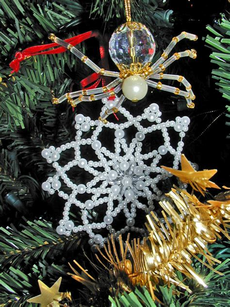 why are spider webs a popular christmas tree decoration of rats and jen inactive 187 2006 187 december
