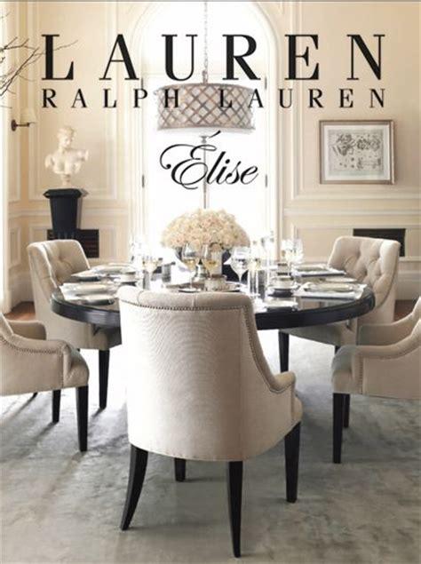 ralph lauren dining room field notes new elise collection from lauren ralph lauren