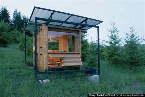 small eco houses tiny eco friendly homes huffpost