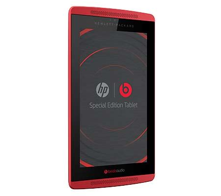 Speaker Hp Android hp slate 7 beats special edition android tablet gadgetsin