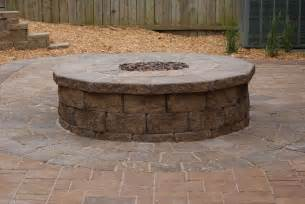outdoor pits backyard fire pit casual cottage