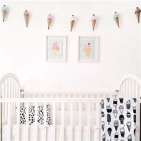 ice cream themed bedroom 88 best images about 2016 nursery trends on pinterest