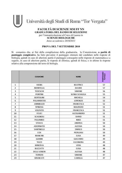 scienze motorie tor vergata test d ingresso corso di laurea logopedia roma tor vergata 12 000 vector