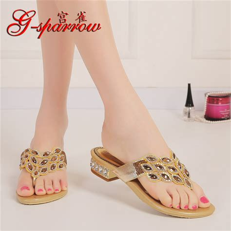 shopping sandals g sparrow s shoes 2017 gold summer bohemian