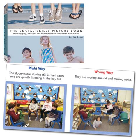 the social skills picture book the social skills picture book for children