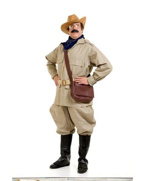 Sale Fashion 8802 Free Teddy mens teddy roosevelt costume historical costumes
