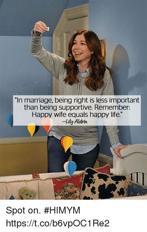 marriage     important